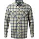 Craghoppers Andreas - T-shirt manches longues Homme - jaune/gris
